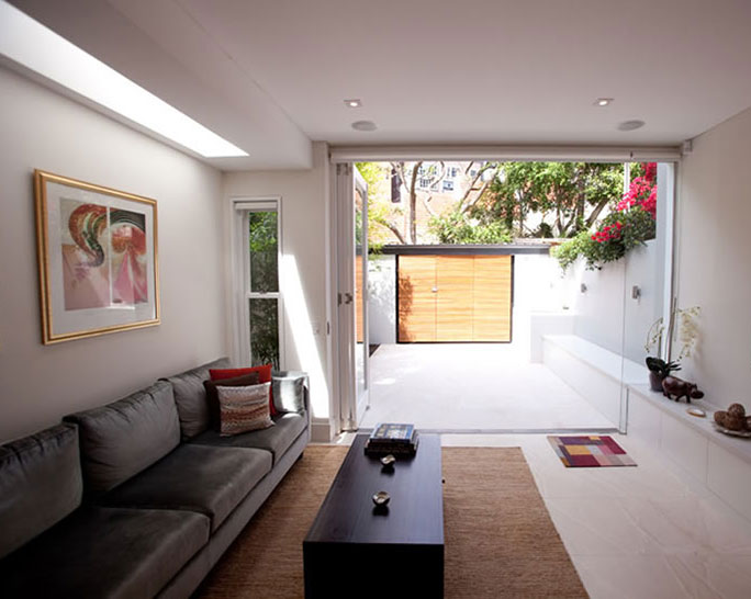 Architect Fin Sydney Terrace House Design and Renovation
