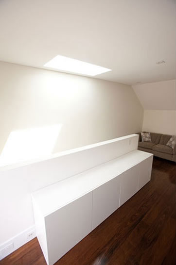 Darlinghurst terrace house re-design by Architect Fin (Sydney and Byron Bay NSW)
