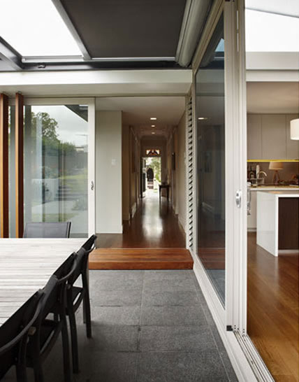 Architectural Design existing Californian Bungalow Renovations by Architect Fin Murray