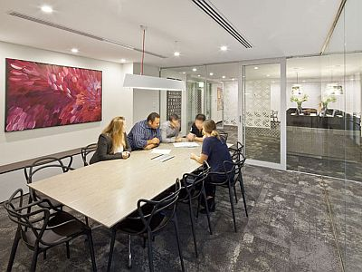 Sydney & Byron Bay NSW Architects, Commercial Office renovations and contemporary open plan design