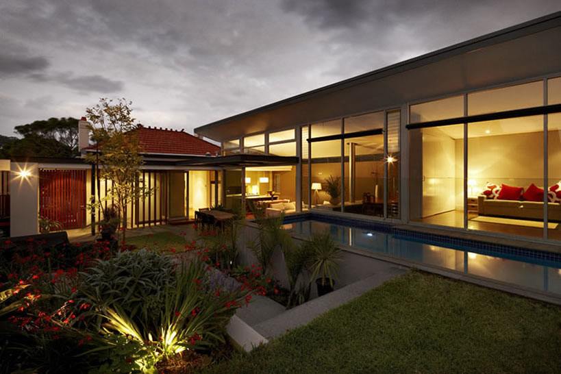 Sydney & Byron Bay Architect Fin Californian Bungalow
