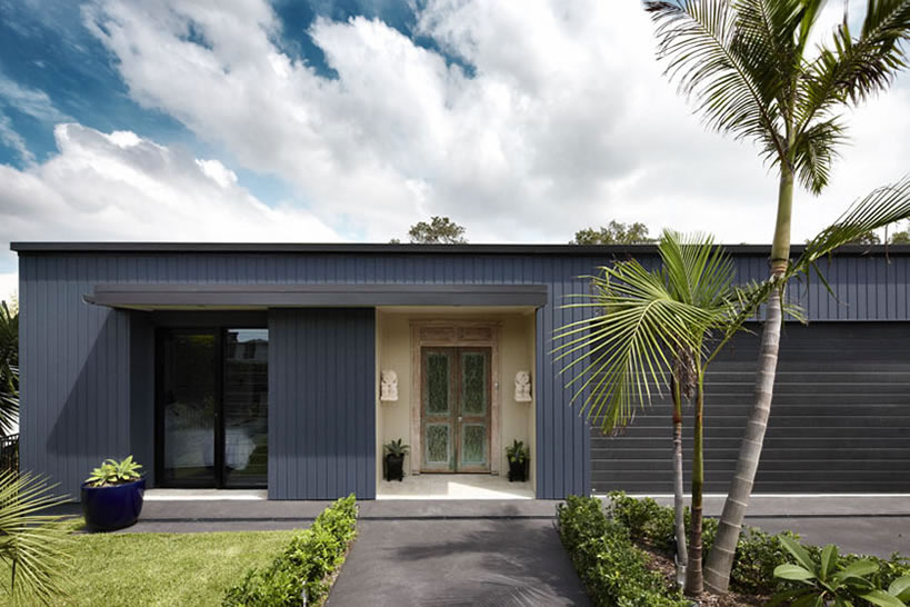 Byron Bay, Northern NSW Architect Fin New home designs Coastal Beach House at Forster