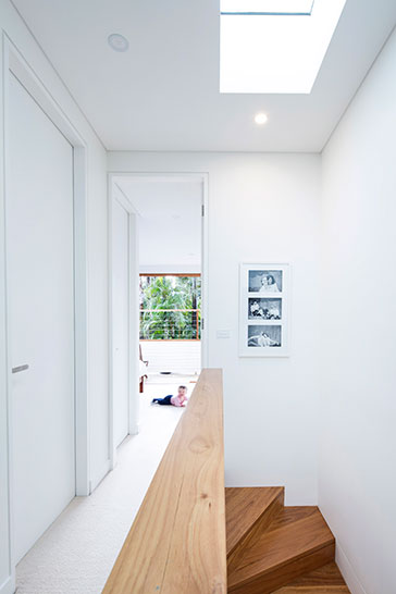 Birchgrove (Sydney) Terrace House Renovations by Architect Fin