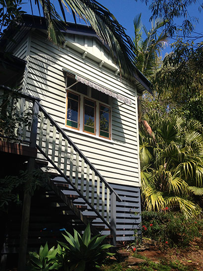 Byron Bay Architect Fin Murray