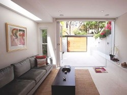 Architect Fin Sydney & Byron Bay Architects, Design and rebuild of inner city terrace house