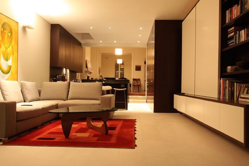 Sydney & Byron Bay Architects Terrace Houses Renovations